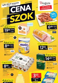 Gazetka promocyjna Intermarche Super, ważna od 17.09.2019 do 23.09.2019.