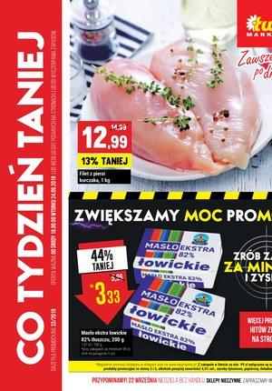 Gazetka promocyjna Twój Market, ważna od 18.09.2019 do 24.09.2019.