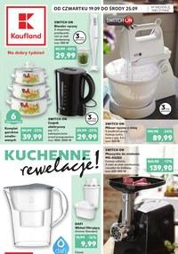 Gazetka promocyjna Kaufland, ważna od 19.09.2019 do 25.09.2019.
