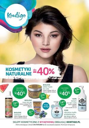 Gazetka promocyjna Kontigo, ważna od 18.09.2019 do 27.09.2019.
