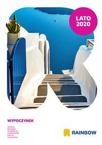 Gazetka promocyjna Rainbow Tours - Lato 2020 - Bałkany - ważna do 31-08-2020