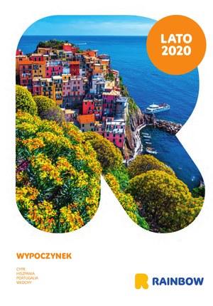 Gazetka promocyjna Rainbow Tours - Lato 2020 - Europa