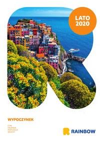 Gazetka promocyjna Rainbow Tours - Lato 2020 - Europa - ważna do 31-08-2020