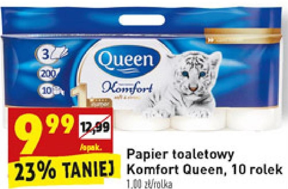 Papier toaletowy niska cena