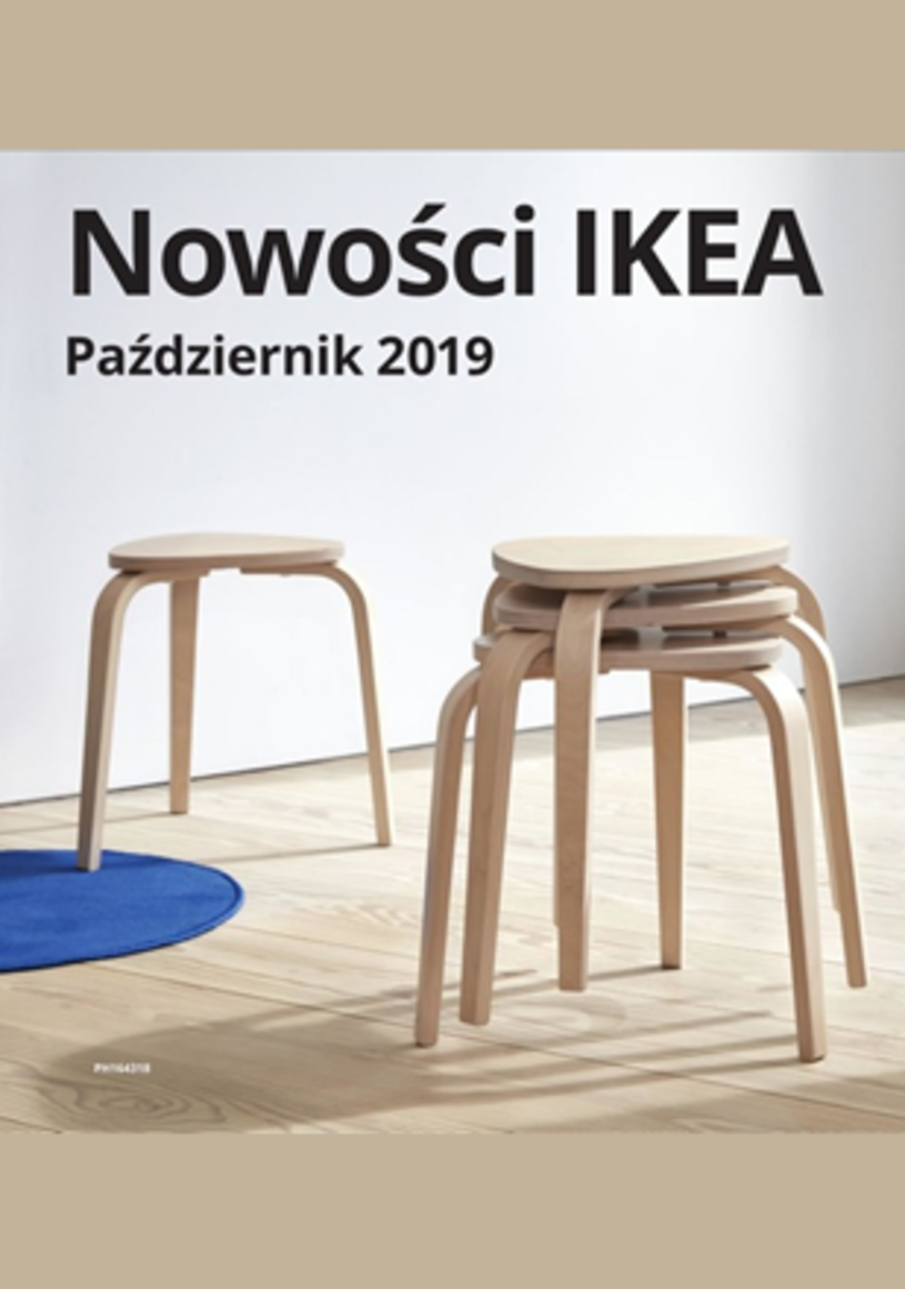Gazetka promocyjna IKEA - ważna od 01. 10. 2019 do 31. 10. 2019