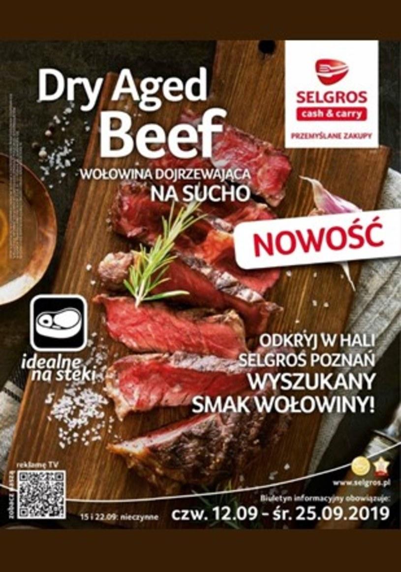 Gazetka promocyjna Selgros Cash&Carry - ważna od 12. 09. 2019 do 25. 09. 2019