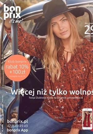 Gazetka promocyjna BonPrix, ważna od 23.09.2019 do 23.03.2020.