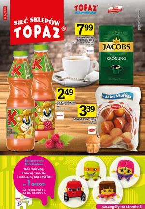 Gazetka promocyjna Topaz, ważna od 26.09.2019 do 02.10.2019.