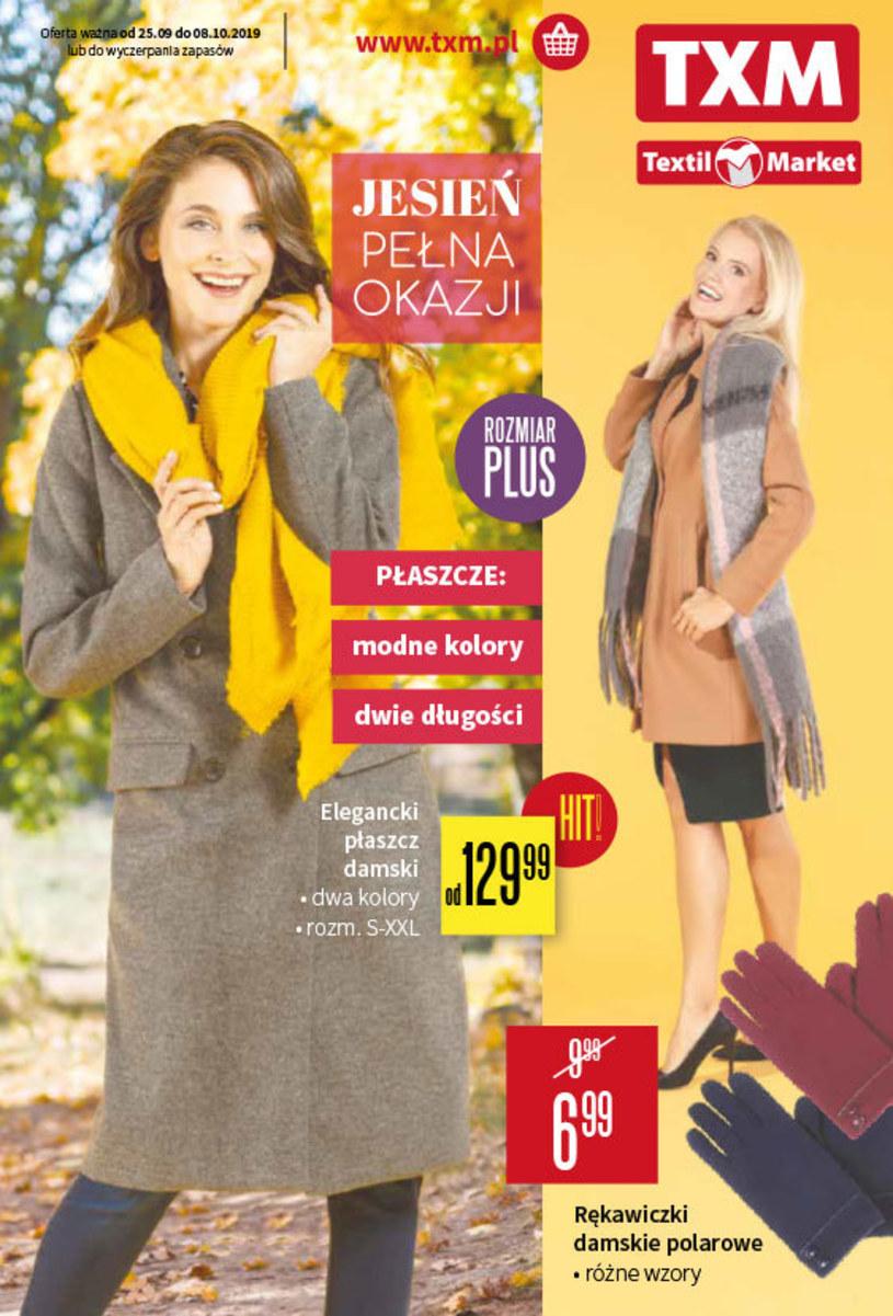 Gazetka promocyjna Textil Market - wygasła 8 dni temu