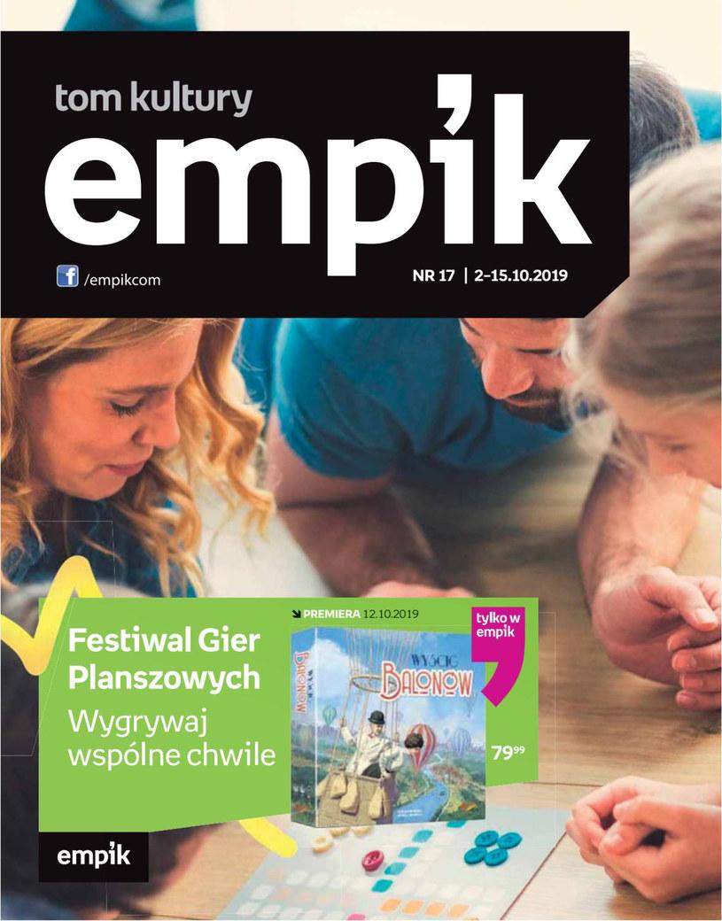 Gazetka promocyjna EMPiK - wygasła 7 dni temu