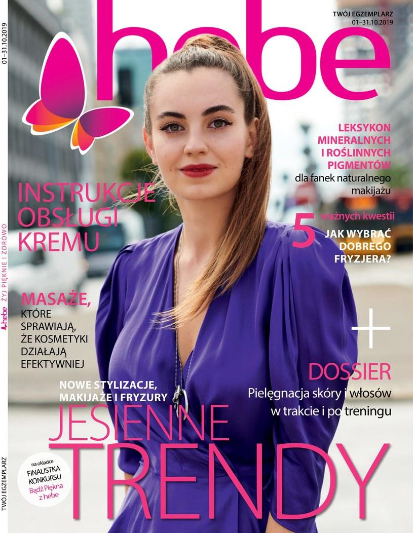 Gazetka promocyjna Hebe - ważna od 01. 10. 2019 do 31. 10. 2019