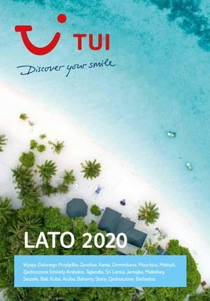 Gazetka promocyjna TUI - Egzotyka 2020