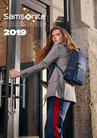 Gazetka promocyjna Samsonite - Katalog 2019 - ważna do 31-12-2019