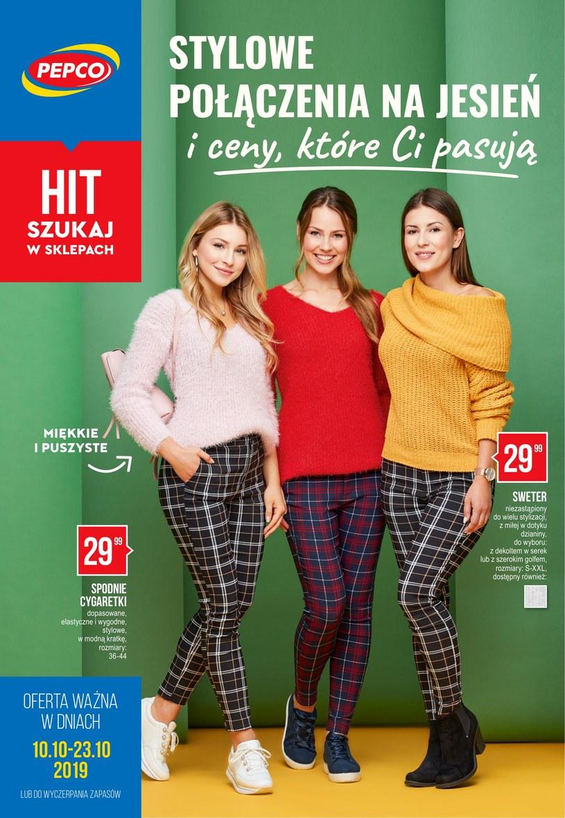 Gazetka promocyjna Pepco - ważna od 10. 10. 2019 do 23. 10. 2019