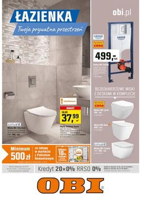 Łazienka - twoja prywatna przestrzeń