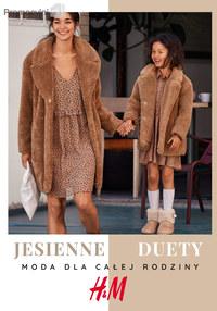 Gazetka promocyjna H&M - Jesienne duety - ważna do 09-11-2019
