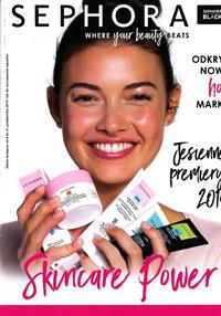 Gazetka promocyjna Sephora - Skinare Power! - ważna do 31-10-2019
