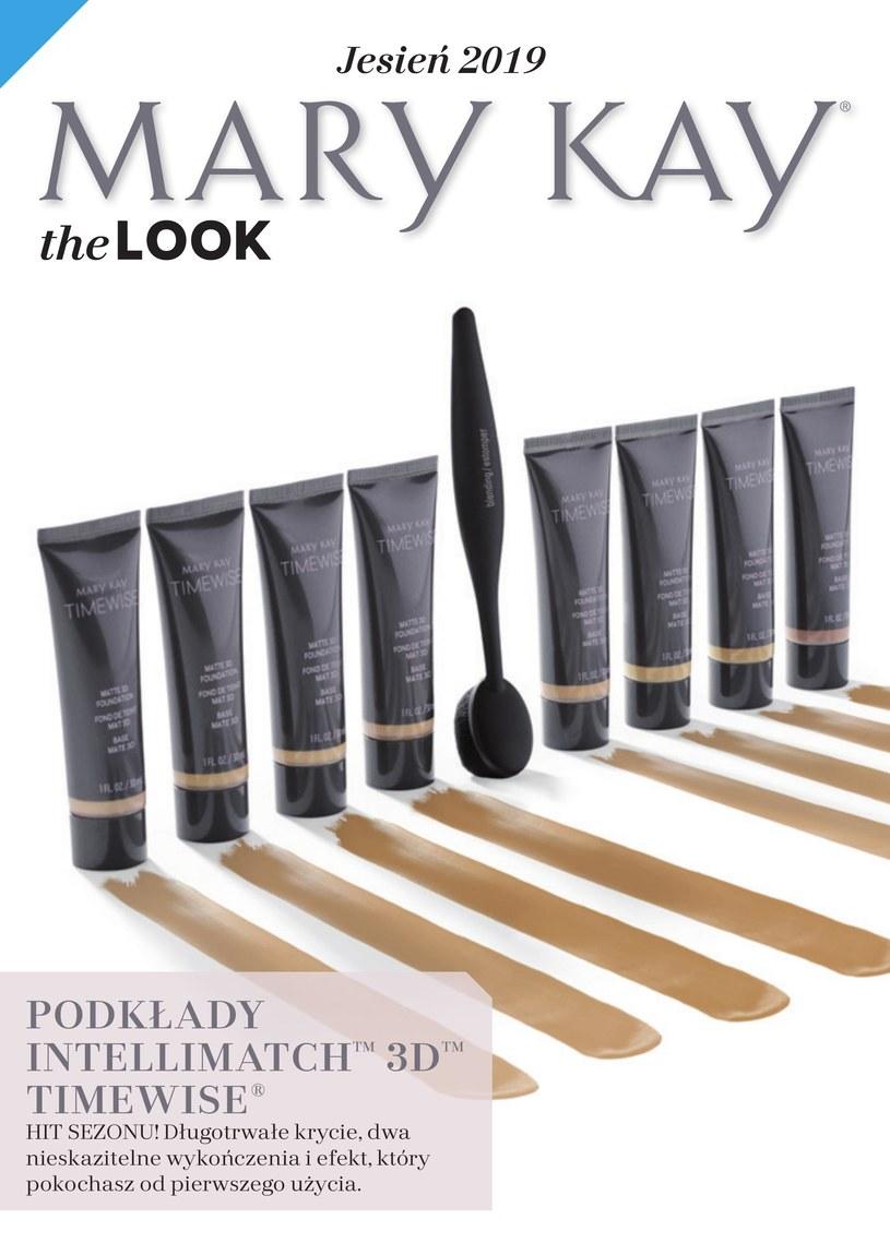 Gazetka promocyjna Mary Kay - wygasła 65 dni temu