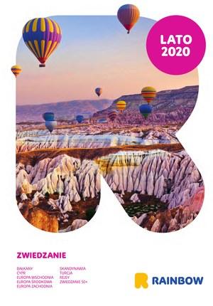 Gazetka promocyjna Rainbow Tours - Europa 2020 Zwiedzanie