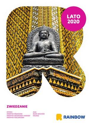 Gazetka promocyjna Rainbow Tours - Świat 2020 Zwiedzanie