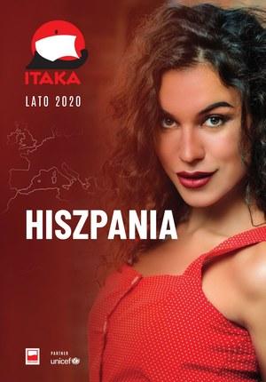 Gazetka promocyjna Itaka - Hiszpania 2020