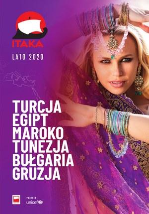 Gazetka promocyjna Itaka - Turcja 2020