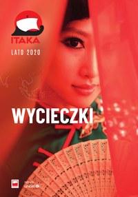 Gazetka promocyjna Itaka - Wycieczki 2020 - ważna do 31-08-2020