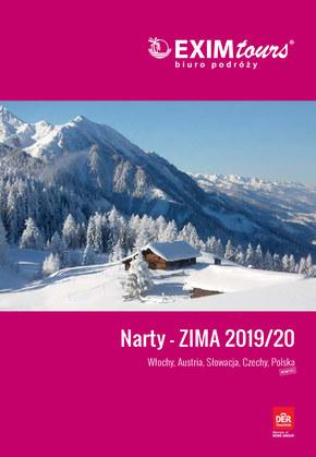 Narty - zima 2019/2020