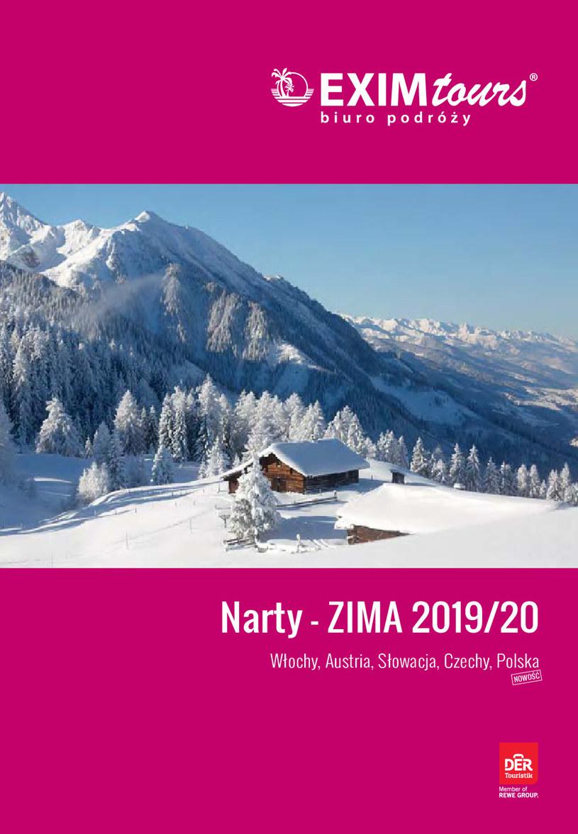 Gazetka promocyjna EXIM Tours - ważna od 22. 12. 2019 do 19. 03. 2020