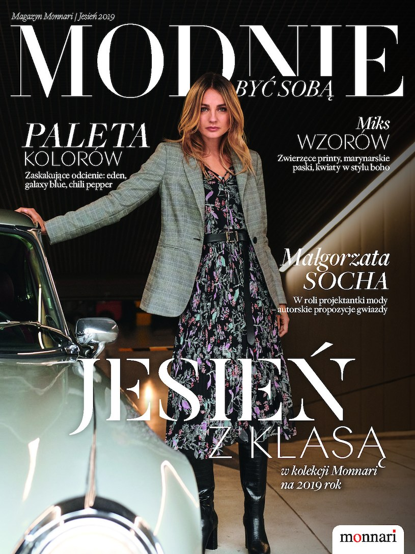 Gazetka promocyjna Monnari - ważna od 01. 09. 2019 do 30. 11. 2019