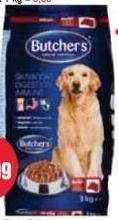 Karma dla psa Butcher's niska cena