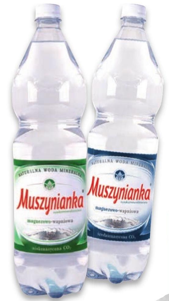 Woda Muszynianka niska cena