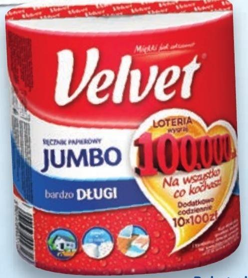 Ręcznik papierowy Velvet  niska cena