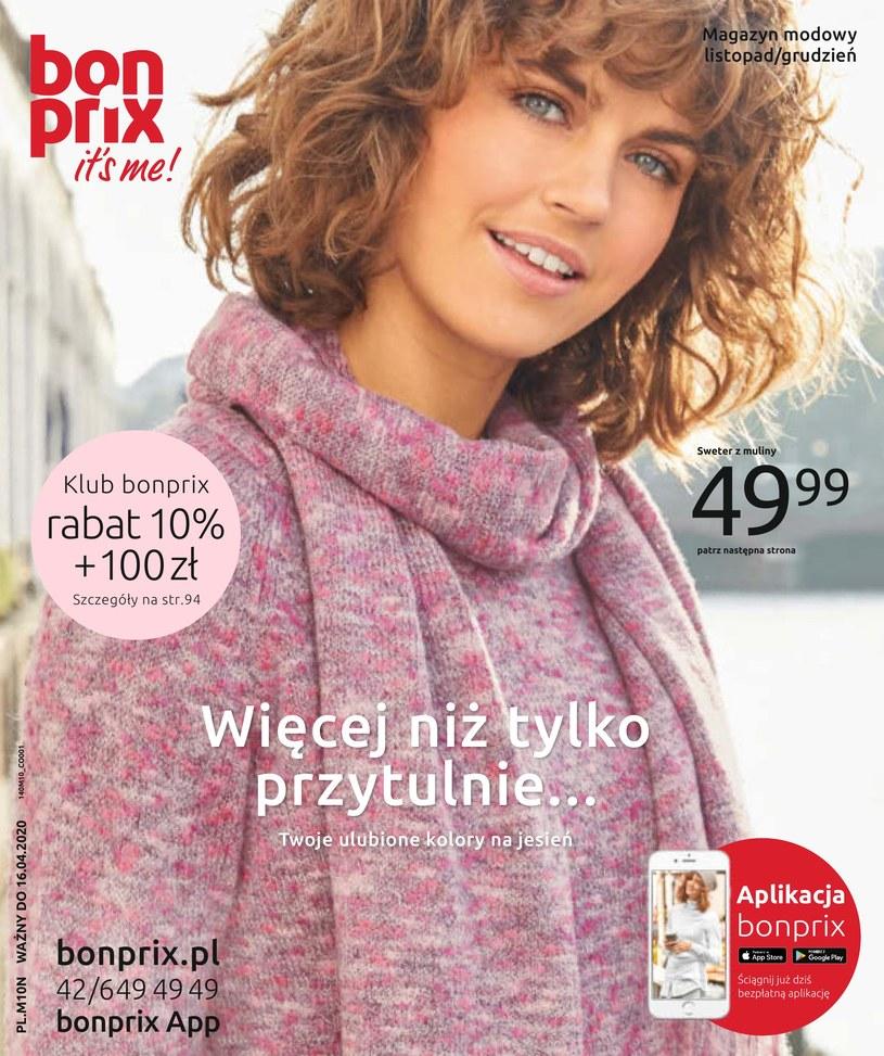 BonPrix: 7 gazetki