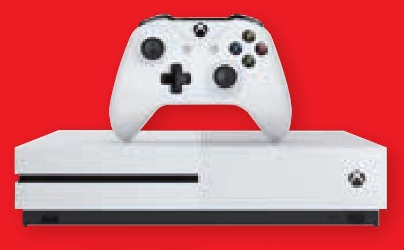Konsola Xbox One S niska cena