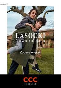 Gazetka promocyjna CCC - Nowa kolekcja Lasocki!  - ważna do 17-11-2019