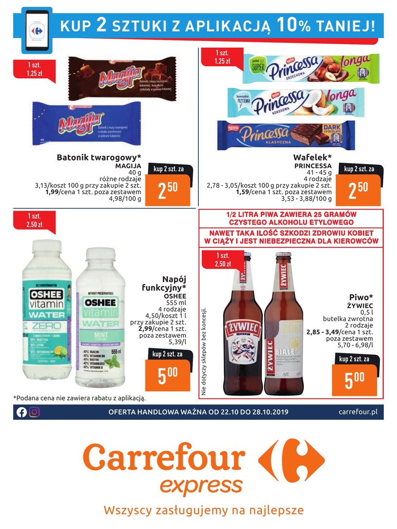 Carrefour Express: 7 gazetki