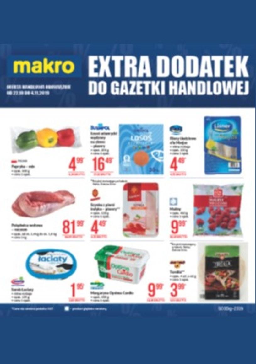 Makro Cash&Carry: 6 gazetki