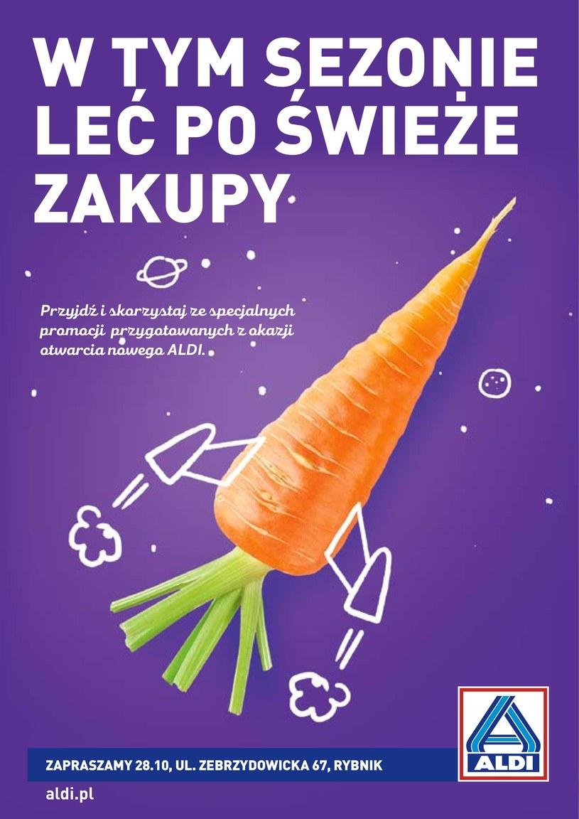 Gazetka promocyjna Aldi - ważna od 28. 10. 2019 do 09. 11. 2019