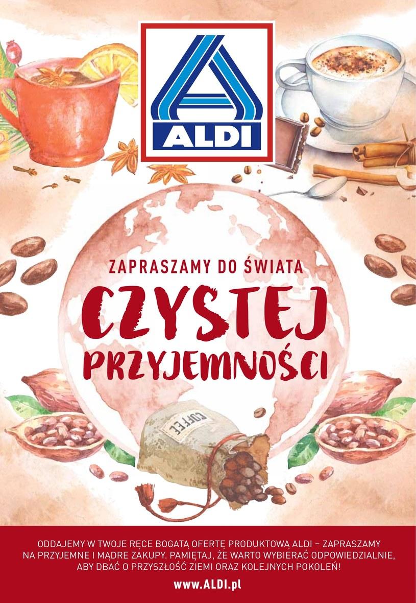 Gazetka promocyjna Aldi - ważna od 24. 10. 2019 do 31. 12. 2019