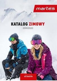 Gazetka promocyjna Martes Sport - Katalog zimowy 2019/20 - ważna do 29-02-2020