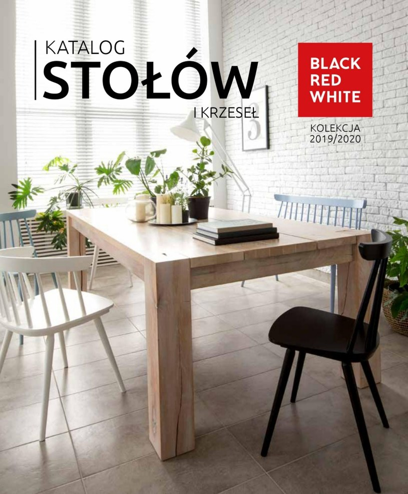 Gazetka promocyjna Black Red White - ważna od 28. 10. 2019 do 28. 10. 2020