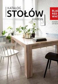 Gazetka promocyjna Black Red White - Katalog stołów i krzeseł - ważna do 28-10-2020