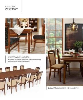 Katalog stołów i krzeseł