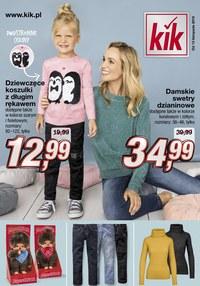 Gazetka promocyjna KIK - Gazetka promocyjna - ważna do 30-11-2019