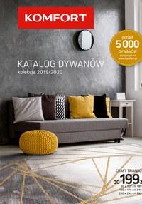 Gazetka promocyjna Komfort - Katalog dywanów 2019/2020 - ważna do 31-12-2020