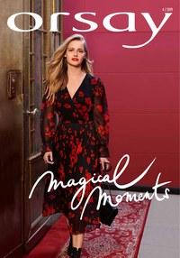 Gazetka promocyjna Orsay - Magical Moments - ważna do 31-12-2019