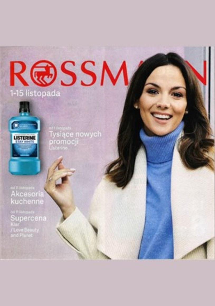 Gazetka promocyjna Rossmann - wygasła 3 dni temu