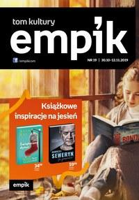 Gazetka promocyjna EMPiK - Tom kultury