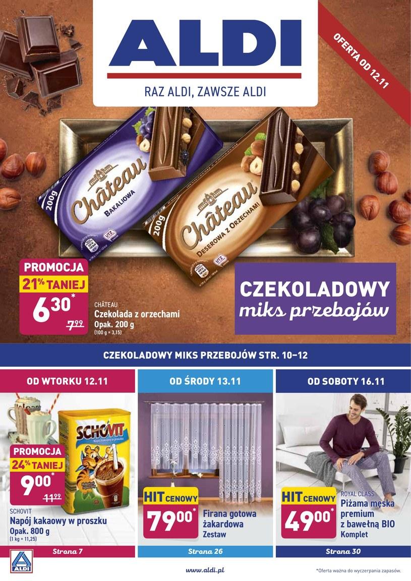 Gazetka promocyjna Aldi - ważna od 12. 11. 2019 do 16. 11. 2019